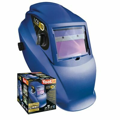 GYS LCD Welding Helmet Anti-glare Face Cover Protector Work Safety Expert 9/13G