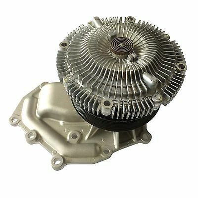 Genuine Machter Water Pump Fan Clutch Patrol GU Y61 Navara D22 ZD30 3.0TDI 00-07