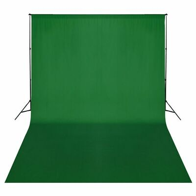 Telescopic Background Backdrop Support Stand For Photo Studio 3 x 5 m Green