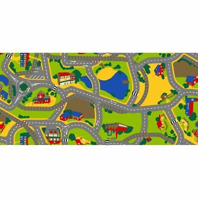 AK Sports Kids Play Mat Floor Gym Children Rug Carpet Playtime Street 0309006