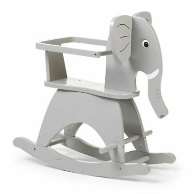 CHILDWOOD Rocking Elephant Grey CWRELPH Kids Children Swing Relaxing Play Toy