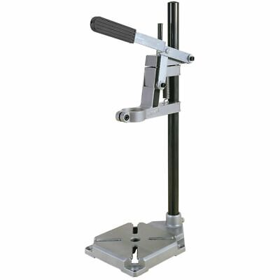 Wolfcraft Drill Stand 23x16cm Workshop Guides Integrated Return Spring 3406000