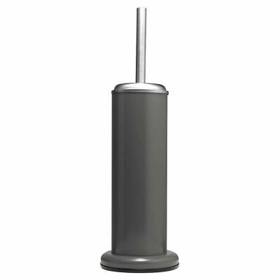 Sealskin Toilet Brush and Holder Acero Bathroom Cleaning Standing Grey 361730514