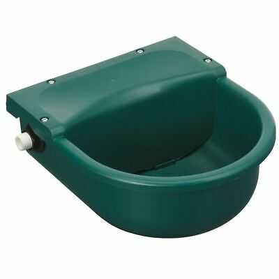Kerbl Float Drinking Bowl Feeding Water Pet Animal 3 L Plastic Green S522 22522