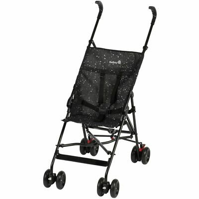 Safety 1st Baby Kids Buggy Carriage Pushchair Travel Peps Black 1193323000