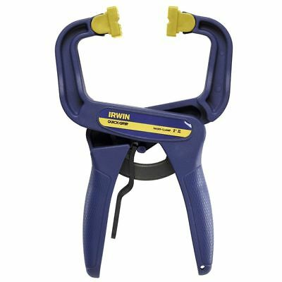 Irwin Quick-grip Handy Clamp 100 mm T59400ECD Ratcheting with Non-marking Pads