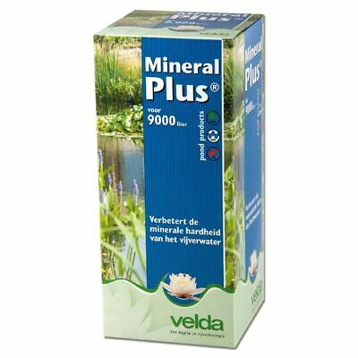 Velda Mineral Plus Pond Solution Additive Water Hardness Maintain 1500 ml 122110