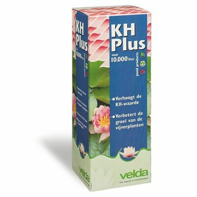 Velda KH Plus Pond Solution Additive Water Hardness Maintain 1000 ml 122033