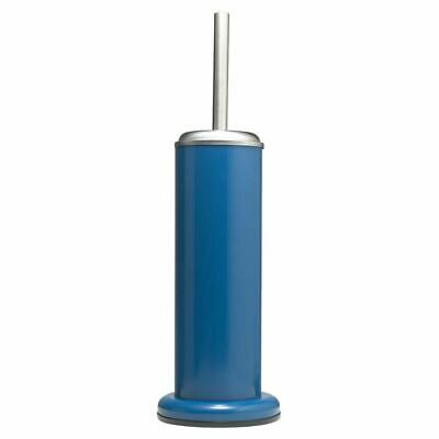 Sealskin Toilet Brush and Holder Acero Bathroom Cleaning Standing Blue 361730524