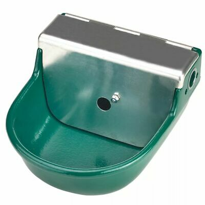 Kerbl Float Drinking Bowl Feeding Water Pet Animal 2 L Cast Iron S190 22190