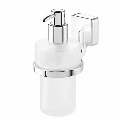 Tiger Soap Dispenser Impuls Chrome Loo Shower Gel Pump Wall Mount 386030346