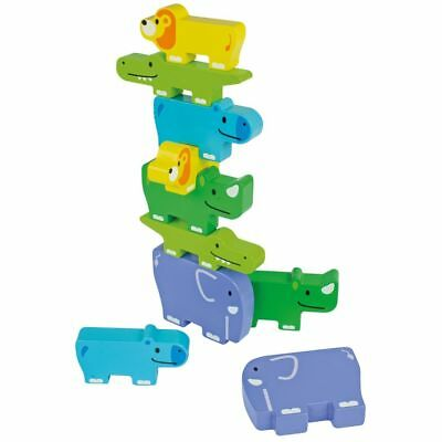 Beleduc Children Kids Wooden Friendly Animals Toy Games Early Learning 18009