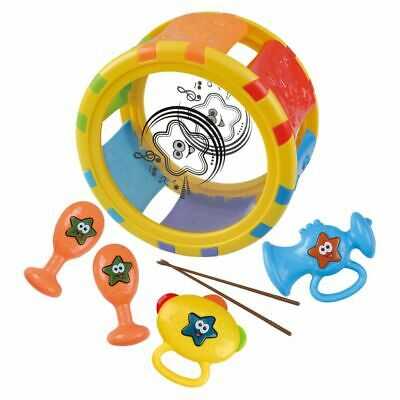 Playgo Musical Instrument Set Childrens Toddlers Toy Junior Party Band 1328
