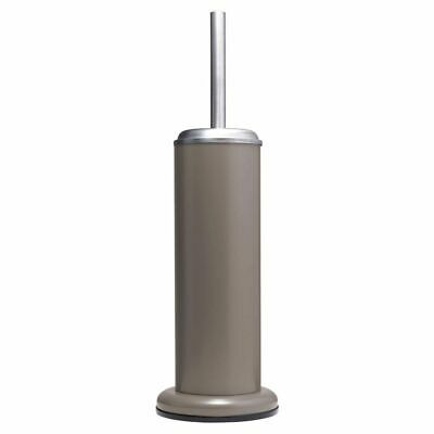 Sealskin Toilet Brush and Holder Acero Bathroom Clean Standing Taupe 361730567