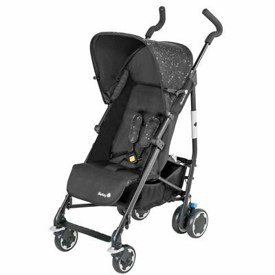 Safety 1st Buggy Baby Stroller Pushchair Travel Compa City Black 1260323000