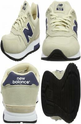 New Balance M565 Classic, Running Homme, Gris