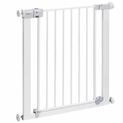 Safety 1st Baby Pet Safety Gate Barrier Guard Auto-Close 73 cm Metal 24484310