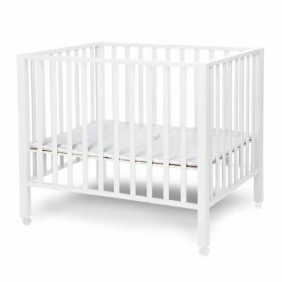 CHILDWOOD Playpen Yard Guard Safety Kid Toddler Baby Child Beech White PA94W