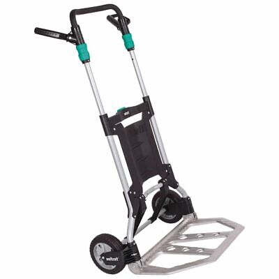 Wolfcraft Hand Truck Trolley Cart Sack Multi Purpose Industrial TS 1500 5525000