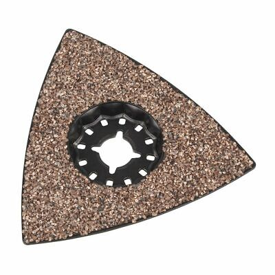 wolfcraft Sanding Plate For Mortar Cement Tile Grout Wood Expert 22 mm 3930000