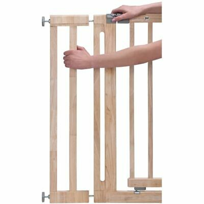 Safety 1st Safety Gate Extension Baby Pet Security Guard 16x77 cm Wood 24940104