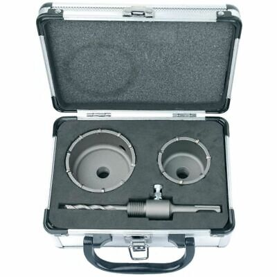 Brüder Mannesmann Four Piece Hole Cutter Saw Set Wood Metal Plastics 44230