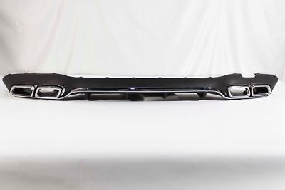 Mercedes E Klasse W213 E63 Diffuser Diffusor Endrohre Tailpipes AMG Style