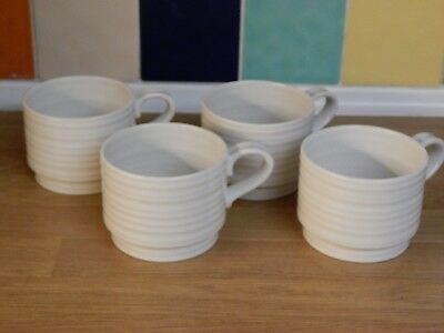 Four - Sophie-Conran-for-Portmeirion-Stackable-Cups- WhitePorcelain
