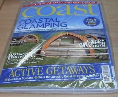 Coast magazine APR 2018 Glamping; 10 Sites, Sustainable Renovation, Active Getaw