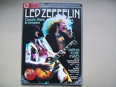 Led Zeppelin Q Classic The Ultimate Collectors Edition Magazine
