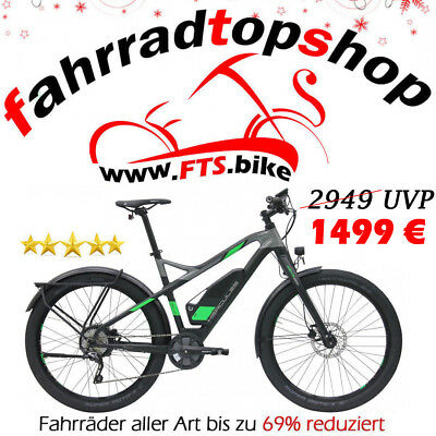 mountainbike e bike elektro fahrrad 26 66cm alu 6 gang. Black Bedroom Furniture Sets. Home Design Ideas