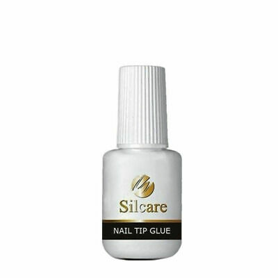 Silcare Nail Tip Glue for Acrylic False Nails and Decorations Strong Adhesion