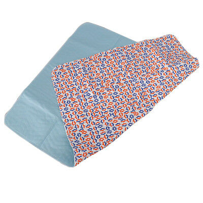 Reusable Waterproof Bed Pad Elder Incontinence Underpad Sheet Protector L