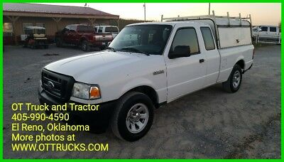2009 Ford Ranger XL 2009 Ford Ranger XL Extended Cab ARE Utility Camper Shell 2.3L 2wd Pickup Truck