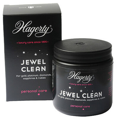 Hagerty Jewel Clean Dip Bath For Gold, White Gold, Platinum, Diamond, Ruby