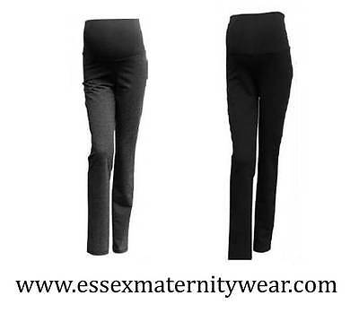 Casual Maternity Joggers / Yoga Pants Black or Grey Size 10 - 18