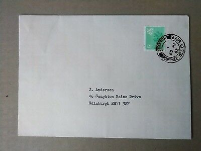 Isle of Skye - Staffin Post Office, Portree Cover 1983