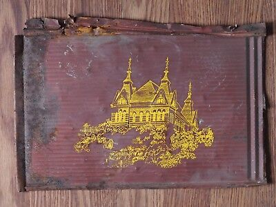 Southwest Texas State University, SWT, Texas State, 1938 Old Main Roof Tile
