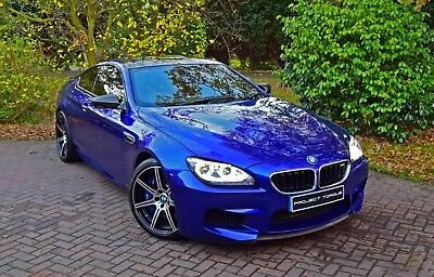 2014 Bmw M6 4.4 V8 Dct Competition Pack [575] | San Marino Blue | Px C63 Rs5 M4