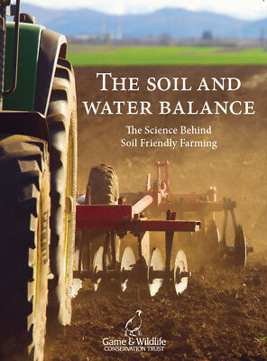 2266 - The Soil and Water Balance by Game & Wildlife Conservation Trust