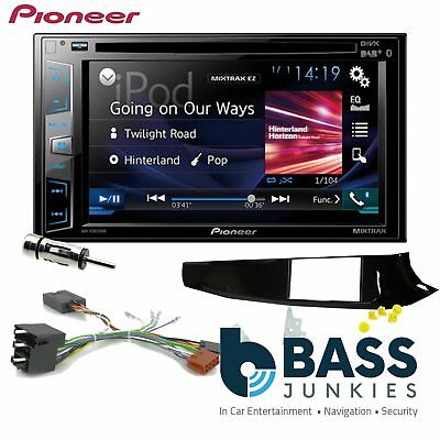 Alfa Romeo Giulietta Pioneer DAB+ CD Bluetooth Car Stereo Double Din Black Kit