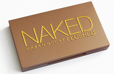 URBAN DECAY NAKED FLUSHED PALETTE BNIB 14g/0.49oz