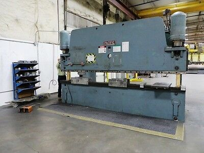 Pacific Hydraulic Press Brake