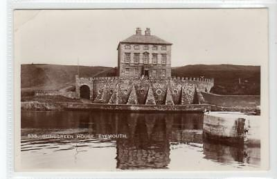 GUNSGREEN HOUSE, EYEMOUTH: Berwickshire postcard (C31960)