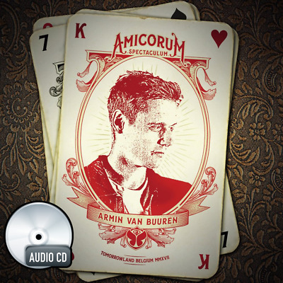 Armin van Buuren Live @ Tomorrowland 2017 (Belgien) – 29-07-2017 – AUDIO CD