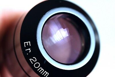 Er. 20mm Japan Eyepiece Meade w/ND50 Neutral Density and Color Filters