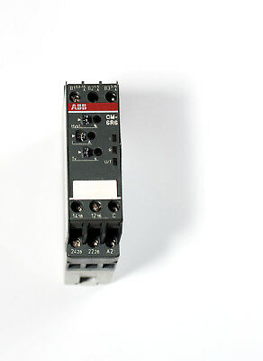 ABB Current monitoring relay 2c/o,B-C=0.3-15A RMS CM-SRS.22S 1SVR430840R0500