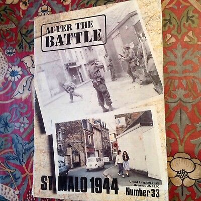 After The Battle 33 - St Malo 1944