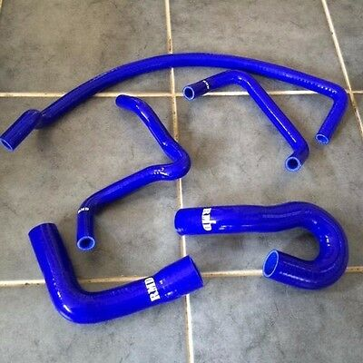 MK2 Escort RS2000 OHC Pinto Water Coolant Hose Kit Available Blue or Black Rally
