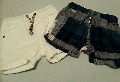 Next. Baby boy's 12-18 months. Summer shorts.